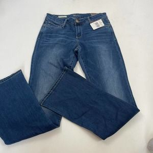 KUT FROM THE KLOTH Karen Baby Bootcut Jeans Blue 4
